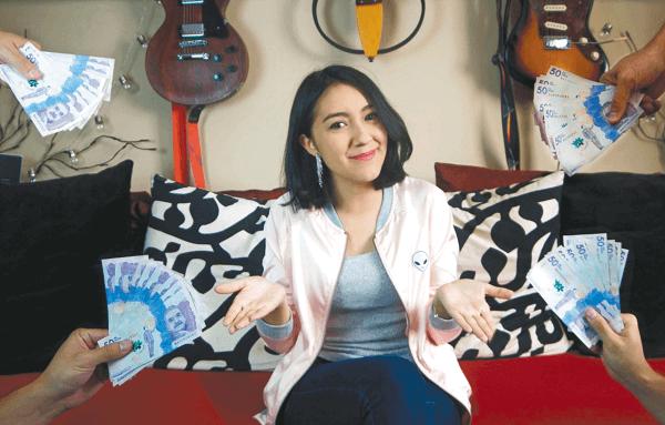Finanzas para jóvenes con Karem Suárez